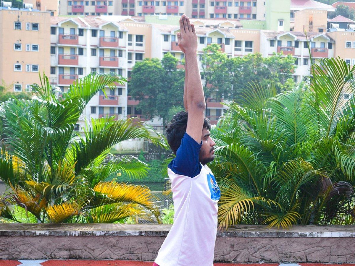 Yoga Day Celebrations Image 1