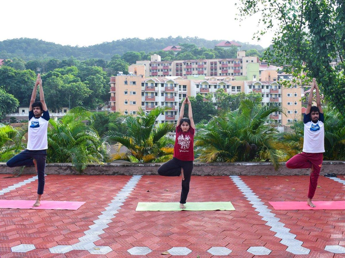 Yoga Day Celebrations Image 5