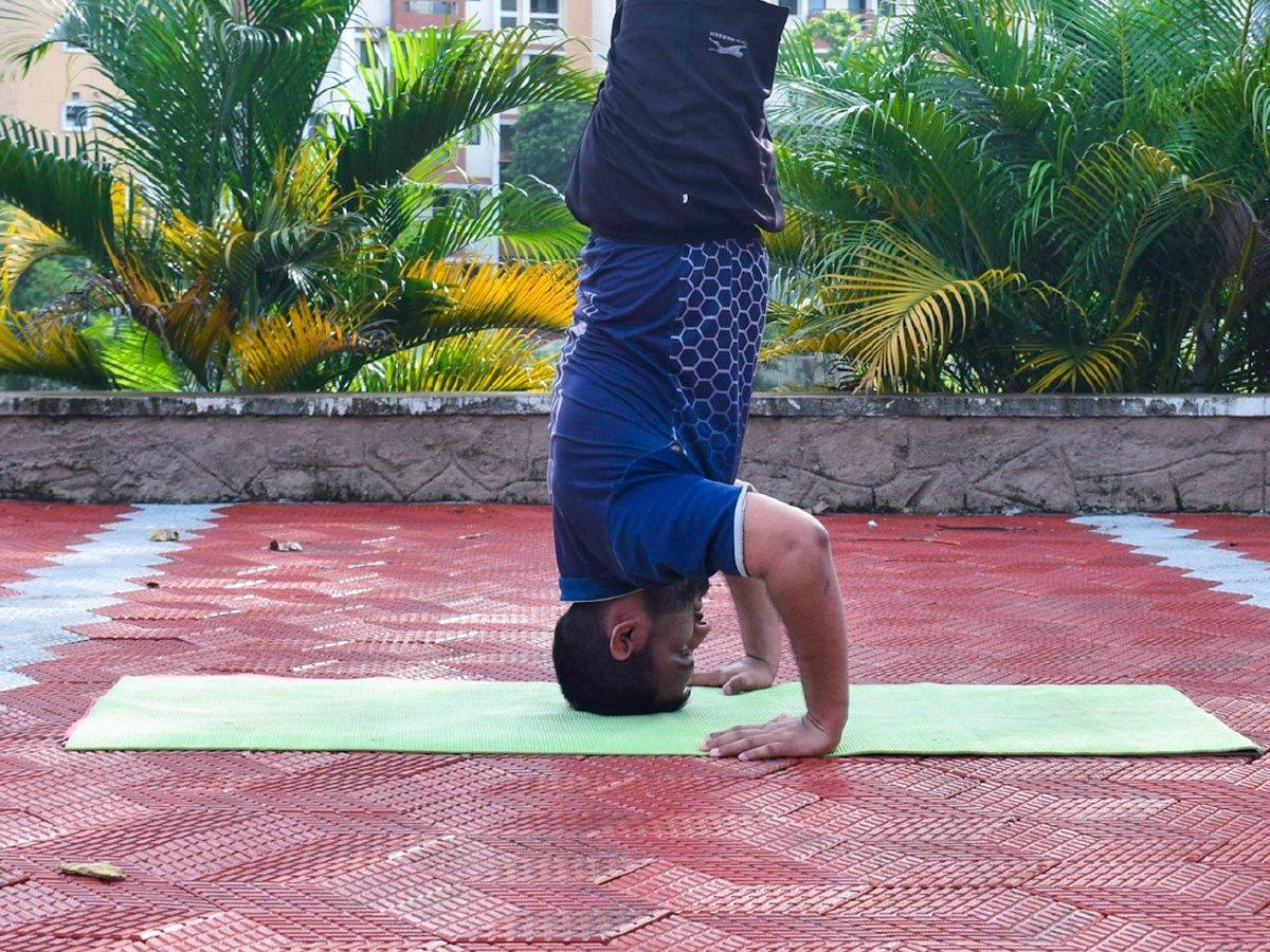 Yoga Day Celebrations Image 6