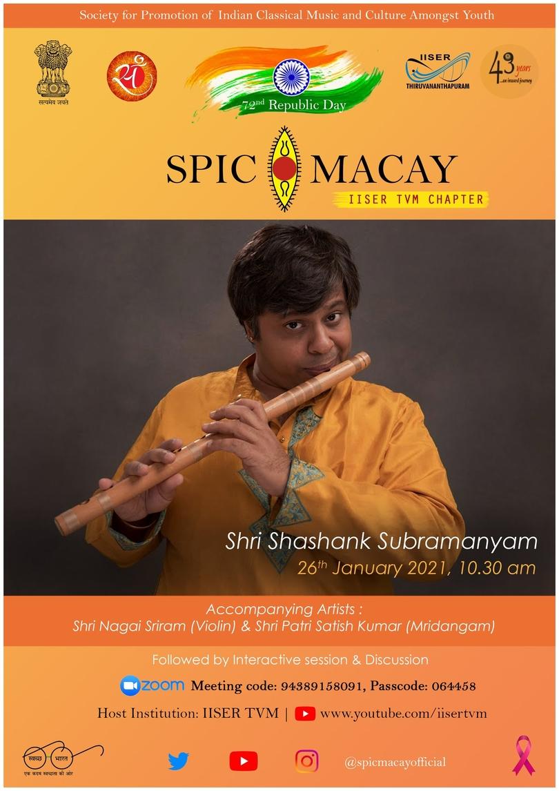 shri shashank flute 26012021