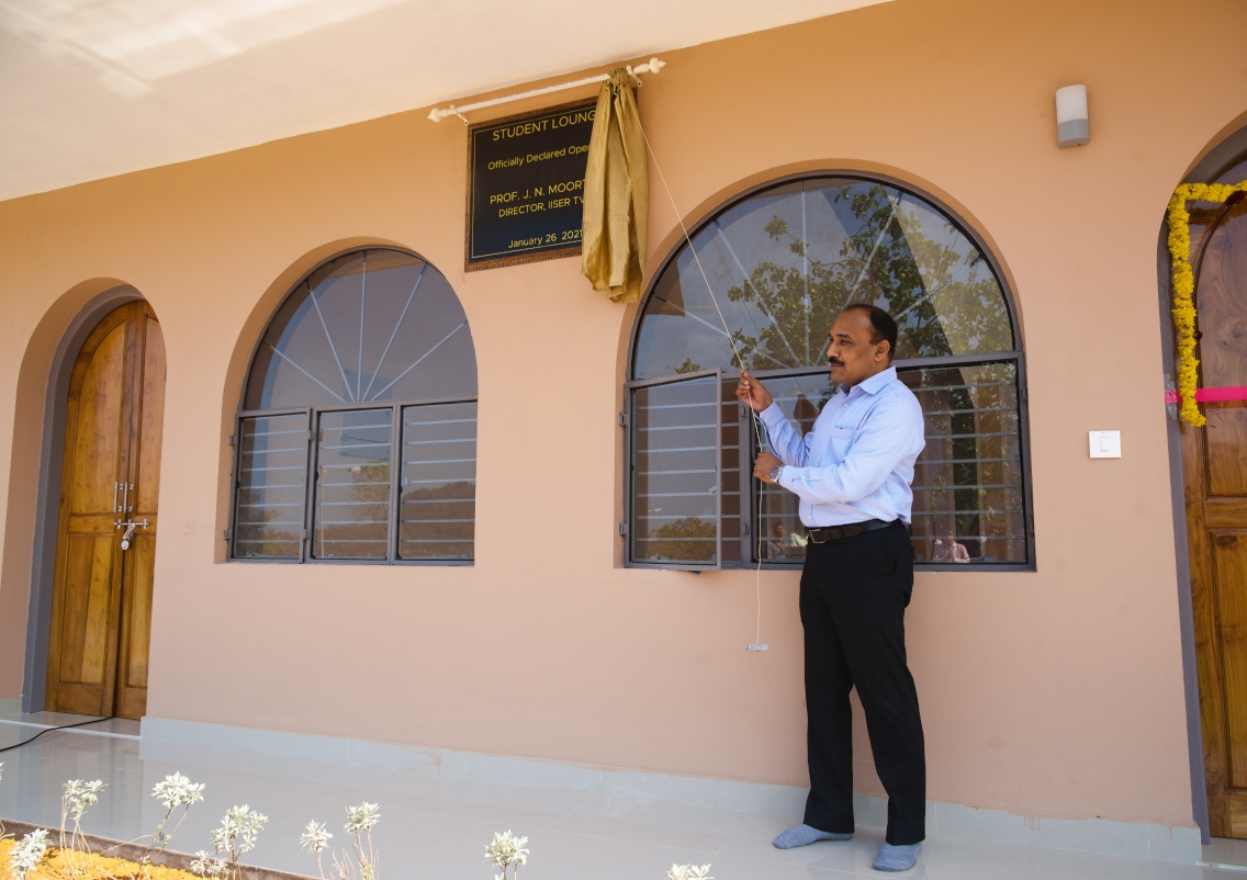 Inauguration of Students Facilties 26-Jan-2021 1